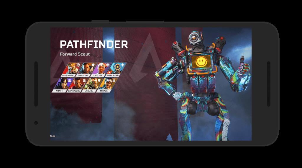 Apex Legends PathFinder Android