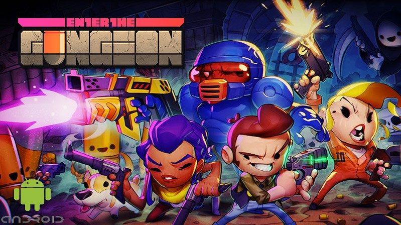 Enter the Gungeon APK Download for Android Devices