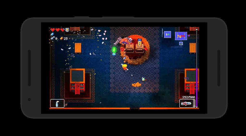 Enter The Gungeon Android Screenshot