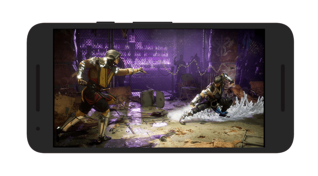 Mortal Kombat 11 Android Game Screen