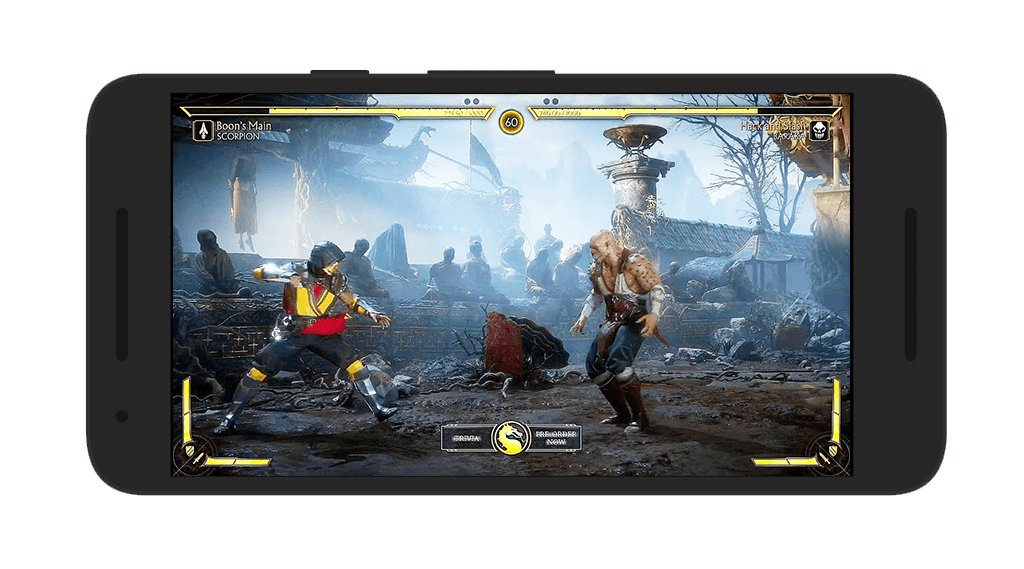 Mortal Kombat 11 Android Game