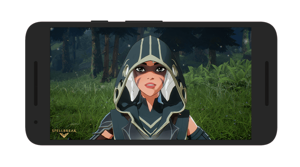 Spellbreak Android Character