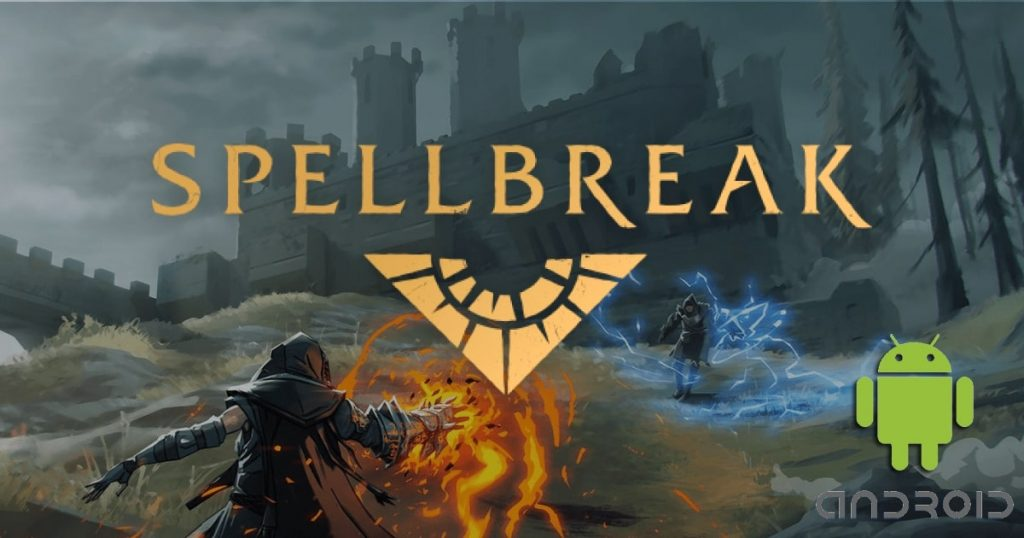 Spellbreak Android Cover