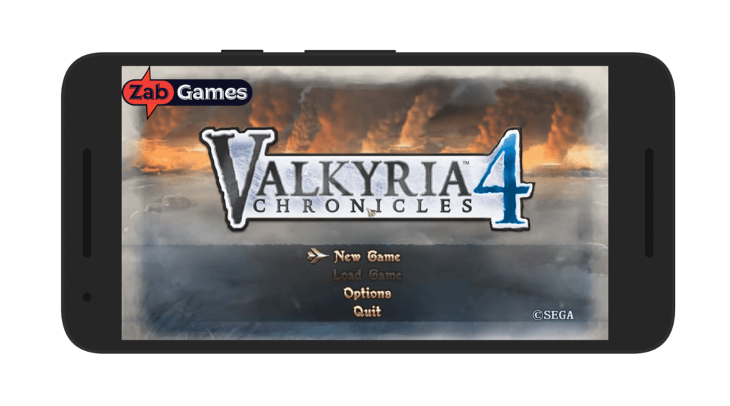 Valkyria Chronicles 4 APK Android