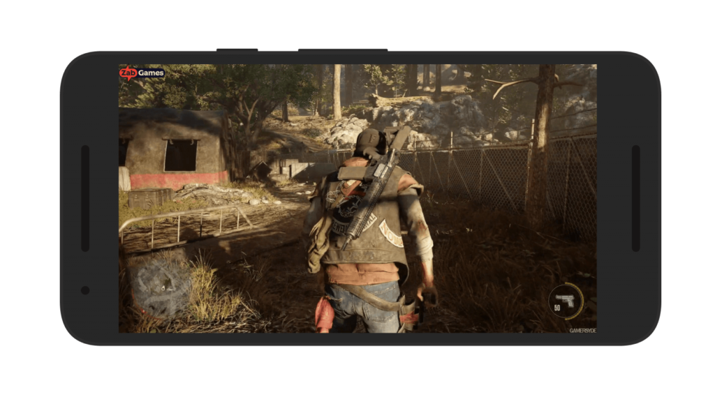 Days Gone Android Gameplay