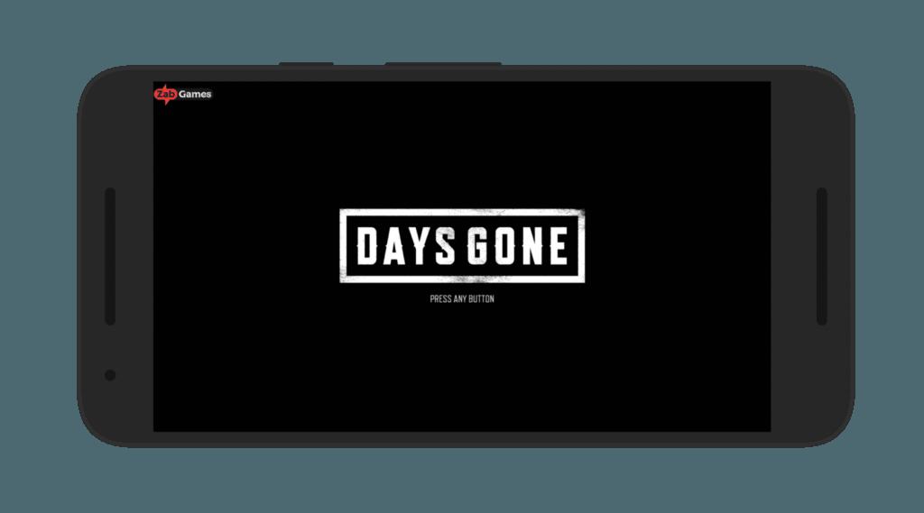 Days Gone APK