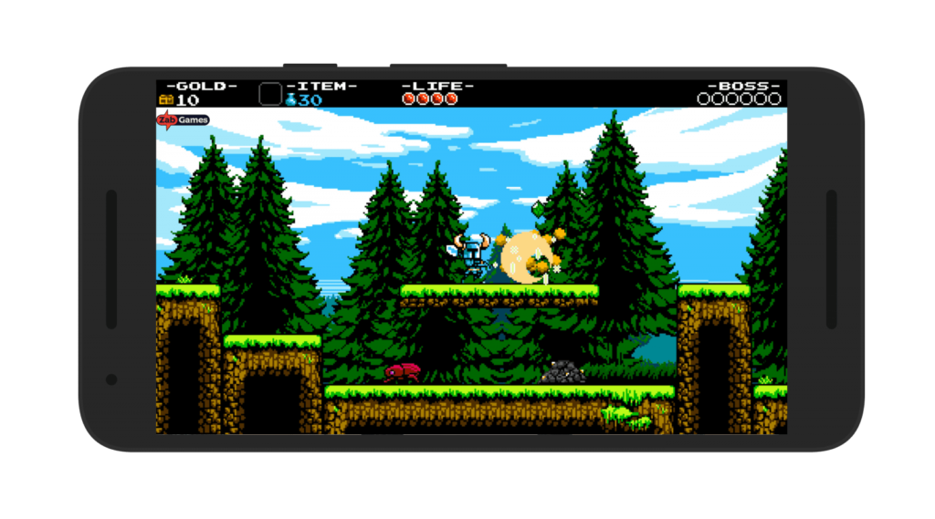 Shovel Knight Android Gameplay