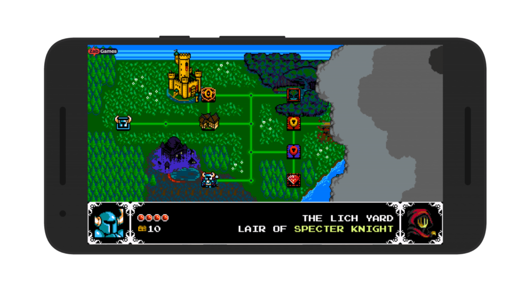 Shovel Knight Android Screenshot