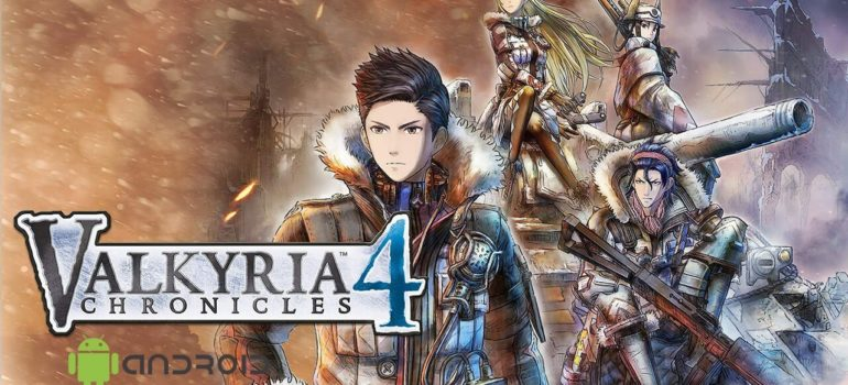 Valkyria Chronicles 4 APK Download for Android