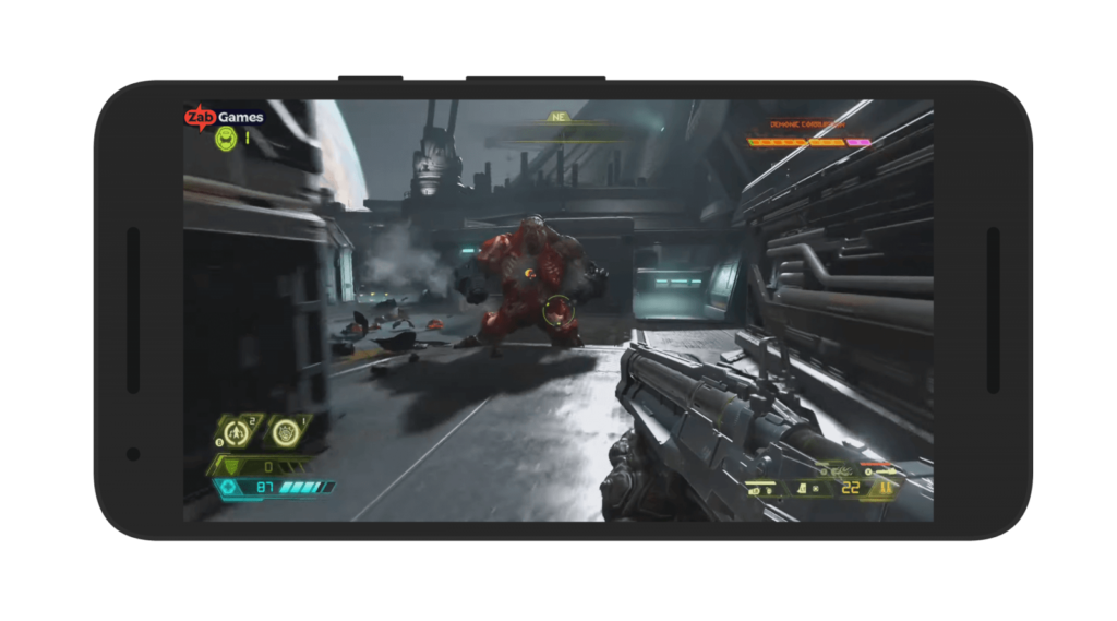 Doom Eternal Android Gameplay