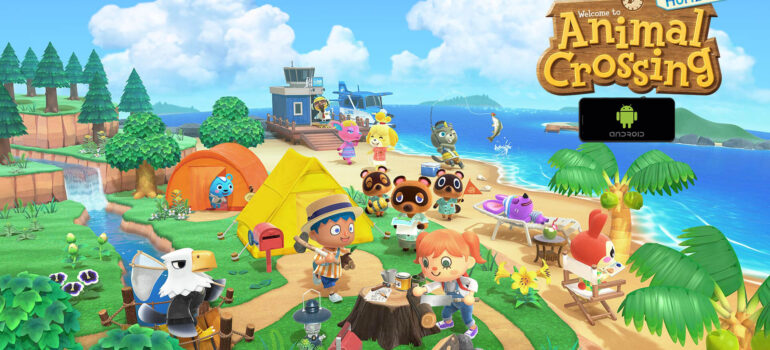 Animal Crossing: New Horizons APK Download for Android