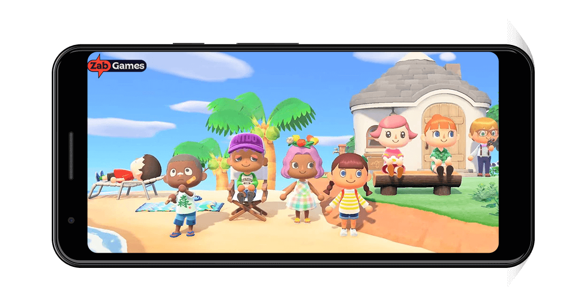 Animal Crossing New Horizons Android Screenshot