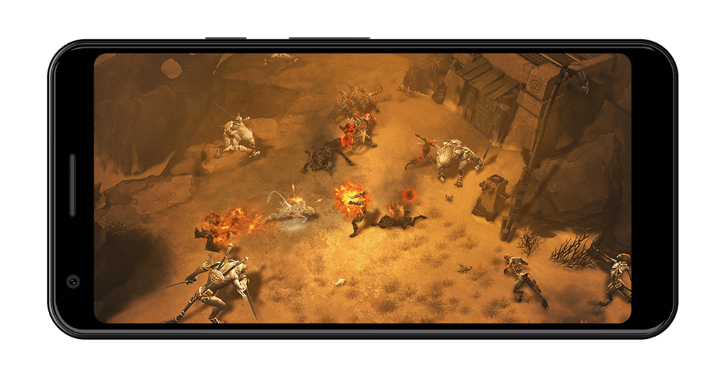 Diablo 3 Android Gameplay