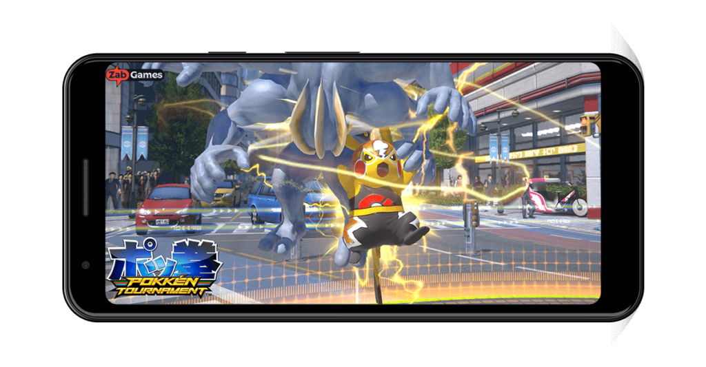 Pokken Tournament DX Android Gameplay