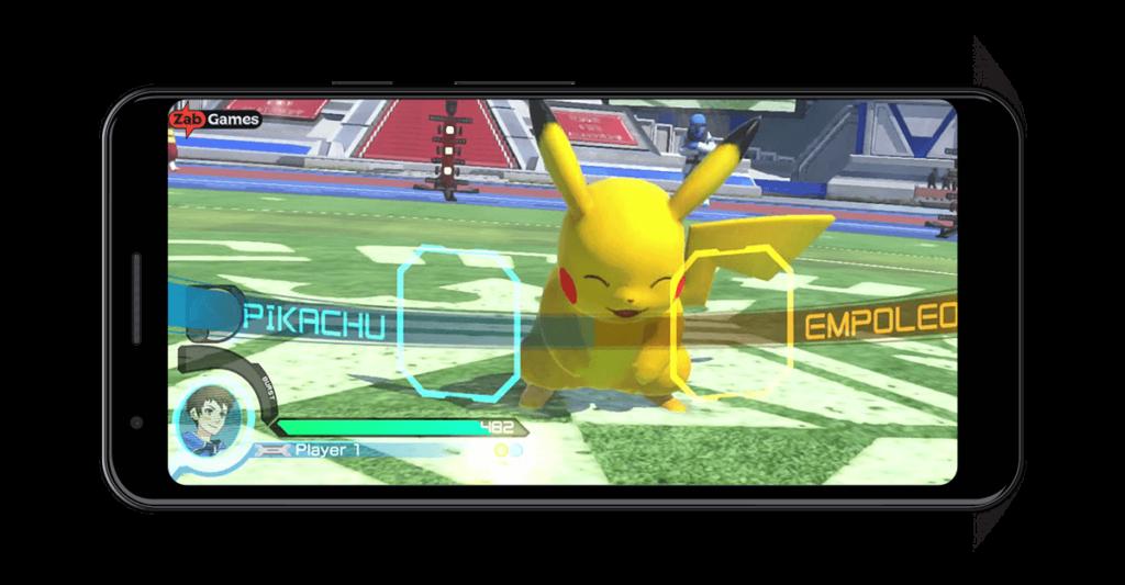 Pokken Tournament Android Screenshot