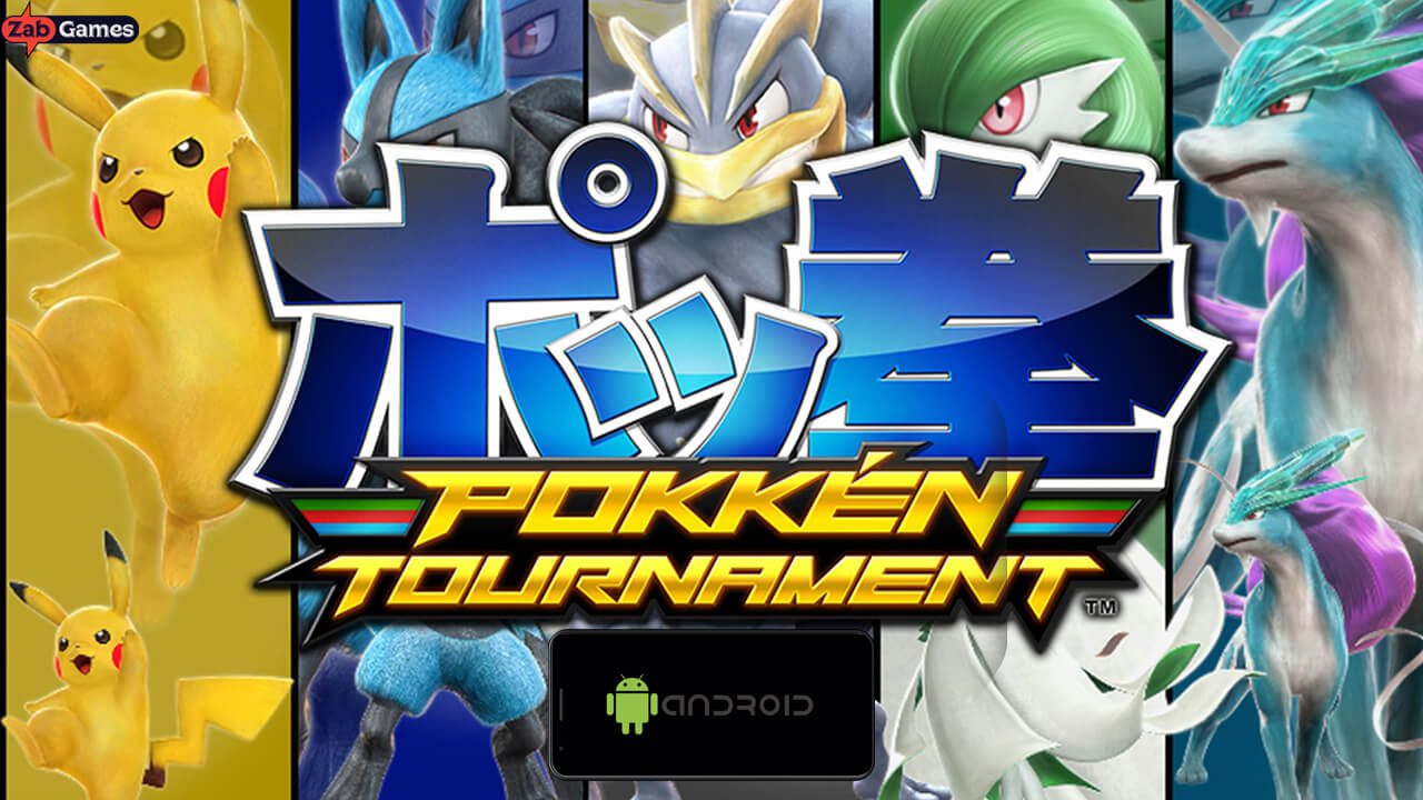 Pokken Tournament DX APK Download for Android